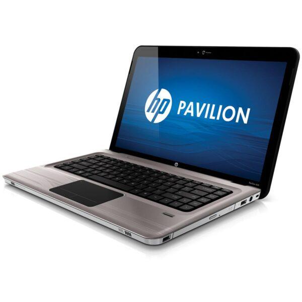 لپ تاپ استوک دست دوم HP مدل Pavilion dv6 مناسب دانش آموزی