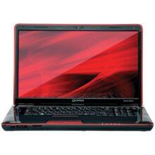 لپتاپ استوک Toshiba Qosmio X505