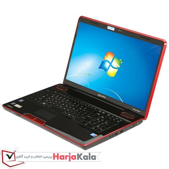 لپ تاپ استوک Toshiba Qosmio X505