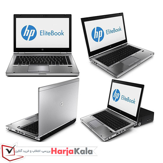 لپ تاپ استوک HP مدل EliteBook 8470p