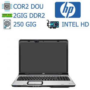 لپ تاپ استوک HP مدل DV9000