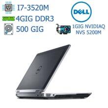 لپ تاپ استوک DELL مدل Latitude E6430