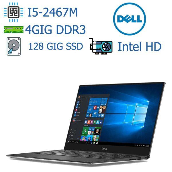 قیمت و خرید لپ تاپ استوک DELL مدل XPS13 - لپ تاپ دست دوم ارزان دل - هرجاکالا