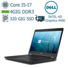 لپ تاپ استوک DELL مدل Latitude E5440