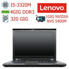 لپ تاپ استوک LENOVO مدل ThinkPad T430