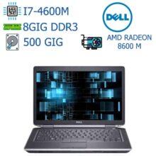 لپ تاپ استوک DELL مدل Latitude E6440 I7