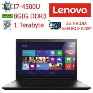 لپ تاپ استوک Lenovo مدل Ideapad 510