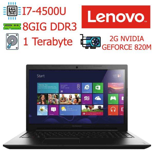 لپ تاپ استوک دست دوم LENOVO مدل ideapad s510p