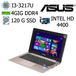 لپ تاپ استوک ASUS مدل Q200E
