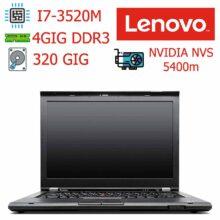 لپ تاپ استوک LENOVO مدل ThinkPad T430 I7