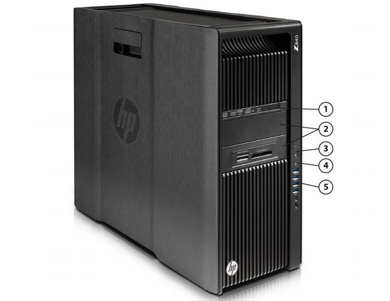 قیمت سرور استوک ارزان Hp Workstation Z840 - سرور دست دوم
