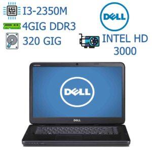 لپ تاپ استوک DELL مدل Inspiron n5050