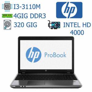 لپ تاپ استوک HP مدل ProBook 4540s