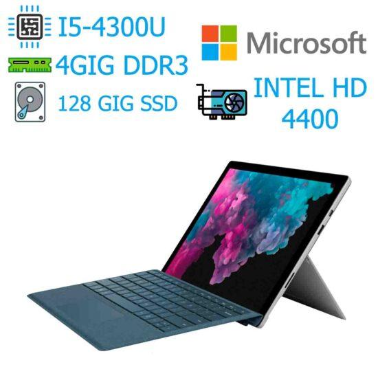 لپ تاپ استوک Microsoft مدل Surface Pro3