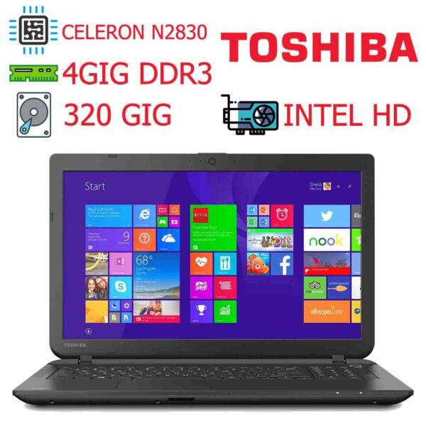 لپ تاپ استوک TOSHIBA مدل Satellite c55 b5202