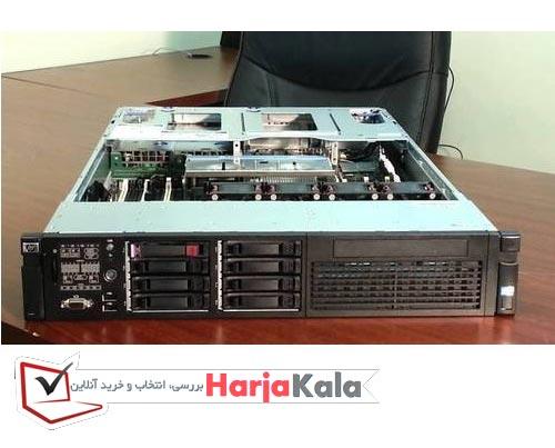 سرور ارزان HP مدل  DL380p G6 - مناسب شرکت ها و سازمانها و ادارات و مدارس