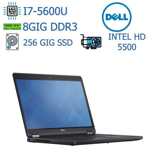 لپ تاپ استوک ارزان DELL Latitude E5450 - لپتاپ استوک DELL Latitude E5450