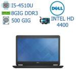 لپ تاپ استوک DELL مدل Latitude E7440 I5