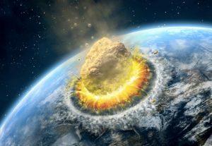 موضوع شهاب سنگ و برخورد با زمین در اردیبهشت سال ۱۳۹۹