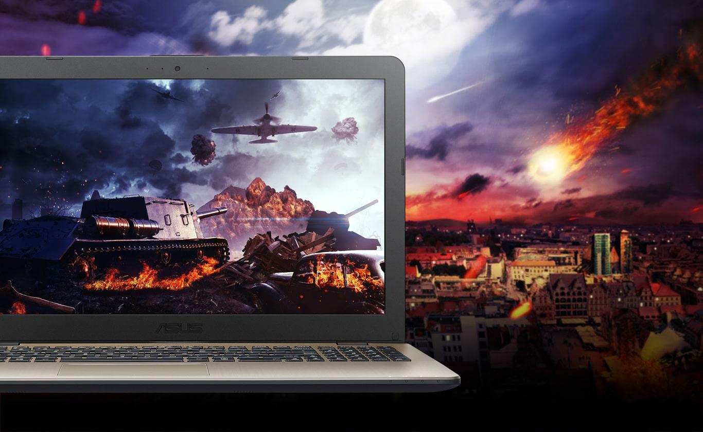 لپ تاپ استوک ASUS مدل VivoBook X542UF