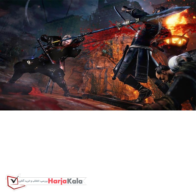 بازی Nioh - بازی PS4