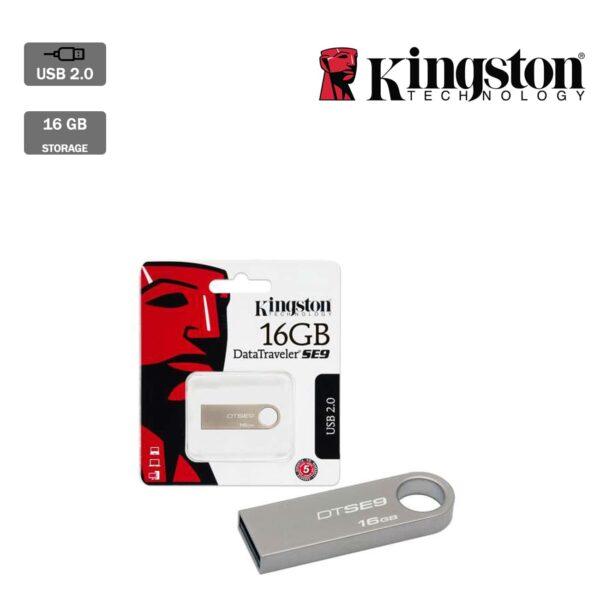 حافظه فلش Kingston 16GB USB2.0