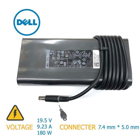 شارژر لپ تاپ ۲۴۰w 19.5v*12.3A 7.4m*5.0m DELL