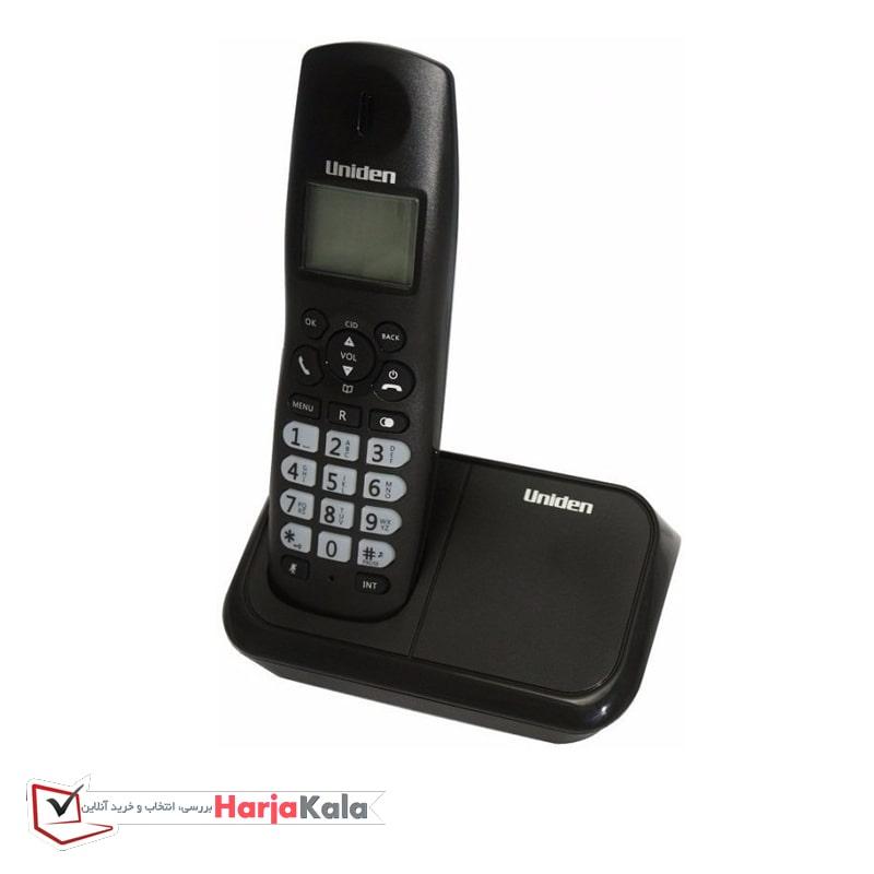تلفن بی سیم Uniden - تلفن بی سیم ارزان