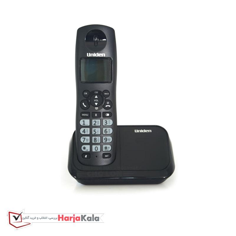 تلفن بی سیم Uniden - تلفن استوک