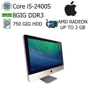 کامپیوتر All in One استوک مدل Apple imac a1311