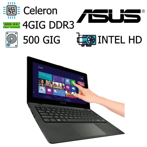 مشخصات قیمت و خرید لپ تاپ استوک ارزان Asus X200M - فروشگاه هرجاکالا(بهرامی مارکت)