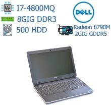 لپ تاپ استوک DELL مدل Latitude E6540 I7