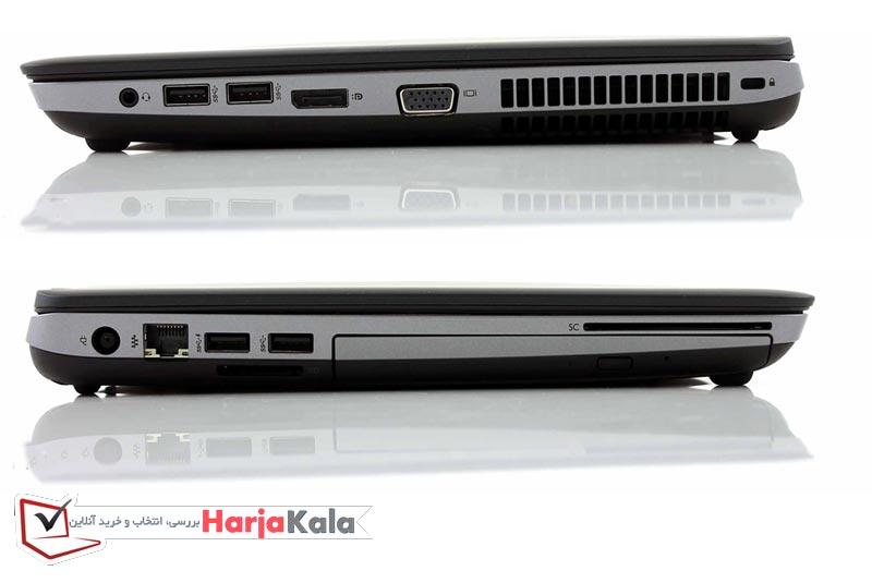 لپ تاپ استوک کارکرده ارزان HP 640 G1