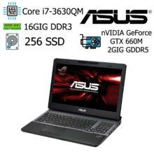 لپ تاپ استوک ASUS ROG G55VW