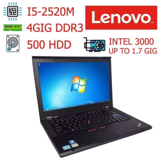لپ تاپ استوک Lenovo ThinkPad T420s - لپ تاپ لنوو