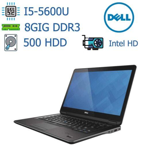لپ تاپ استوک DELL Latitude E7450 - لپ تاپ دل