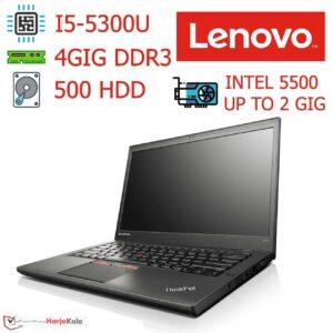 لپ تاپ استوک Lenovo ThinkPad T450s
