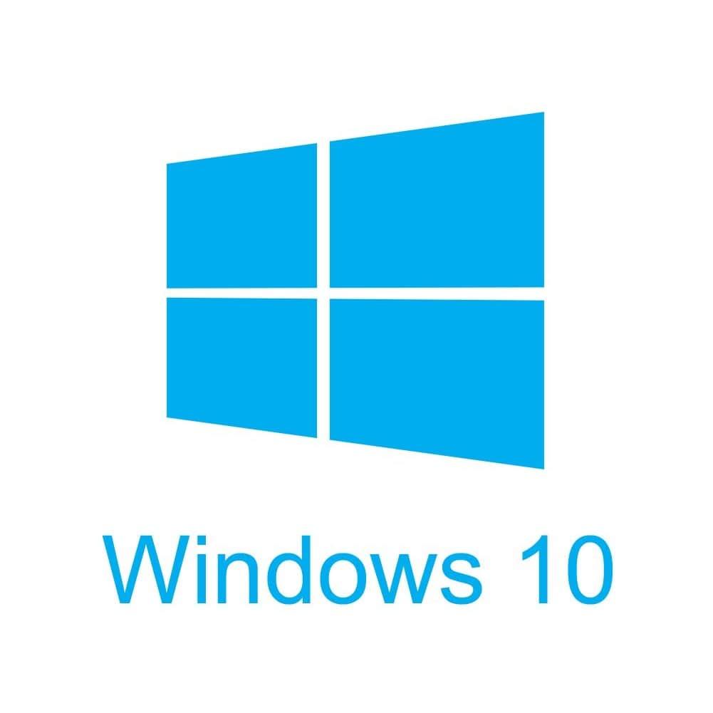 کیس استوک - نصب ویندوز 10