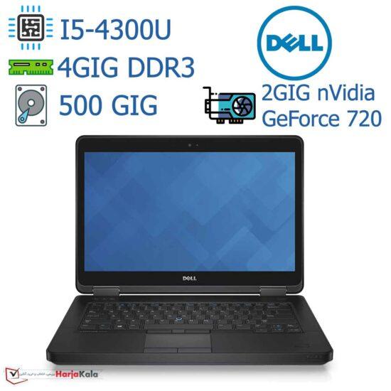 لپ تاپ استوک DELL Latitude E5440 - لپ تاپ دل