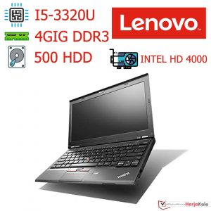 لپ تاپ استوک Lenovo ThinkPad X230