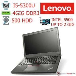 لپ تاپ استوک Lenovo ThinkPad X250