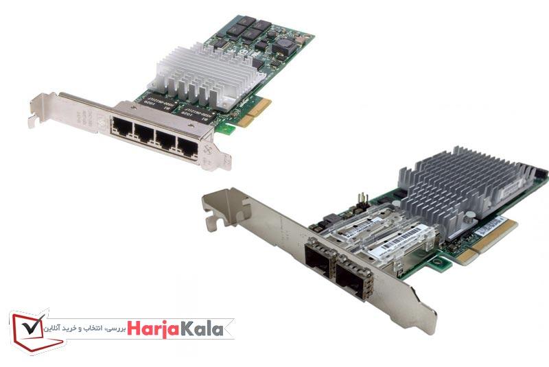 HarjaKala HP 4port lan card nc364t ethernet card