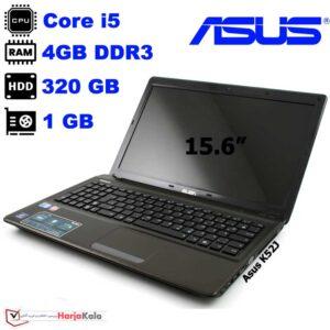 لپ تاپ استوک ASUS K52JC-A