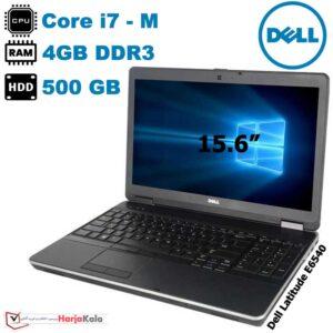 لپ تاپ استوک DELL Latitude E6540-C