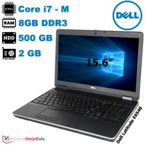 لپ تاپ استوک DELL Latitude E6540-B