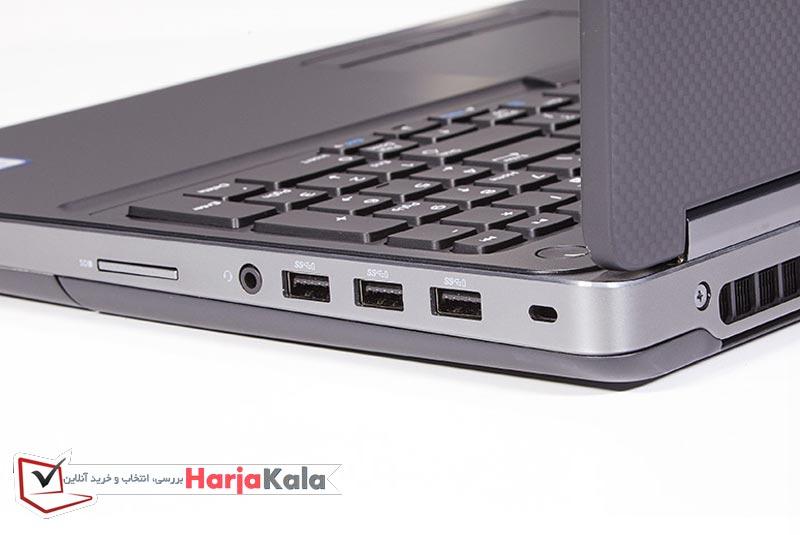 لپ تاپ استوک DELL Precision 7510 - لپ تاپ دست دوم - هرجاکالا