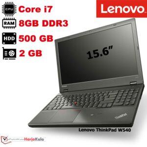 لپ تاپ استوک Lenovo ThinkPad W540