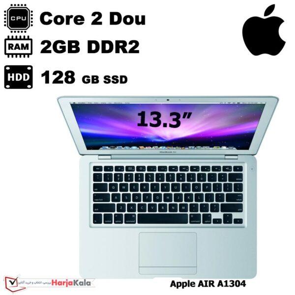 لپ تاپ استوک ارزان دانش آموزی Apple مدل Air-A1304