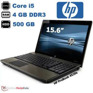 لپ تاپ استوک HP مدل ProBook 4520s-A