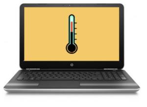 علت و رفع گرمای زیاد لپ تاپ
